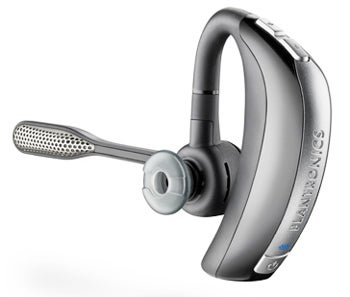 Plantronics Voyager Pro Bluetooth Headset Kills the Wind