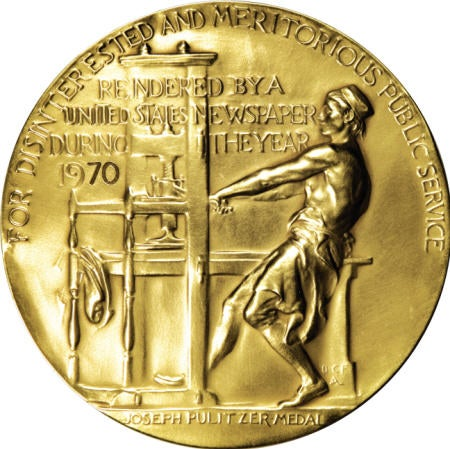 Your 2010 Pulitzer Prize Winners: It's the Washington Post's Year