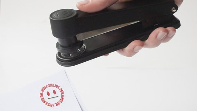 Stampler: The Stapler and the Stamp Had an Adorable Baby