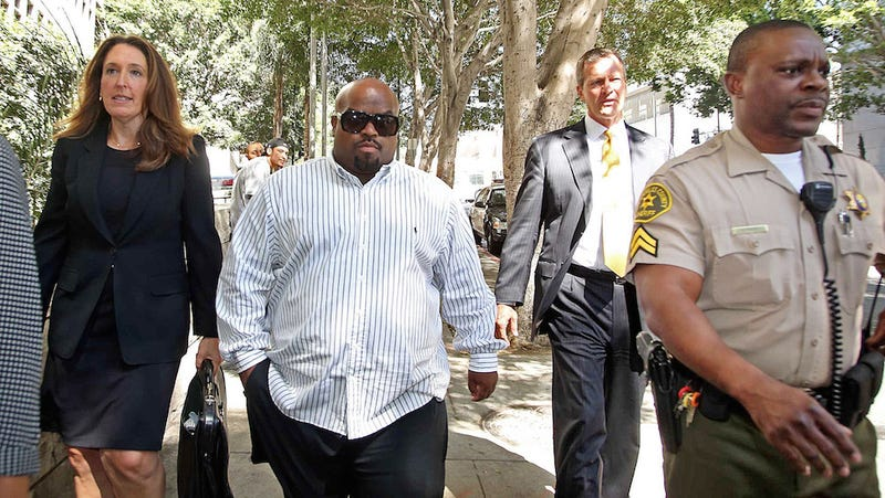 Cee-Lo Green Pleads No Contest to Putting Ecstasy In a Woman's Drink