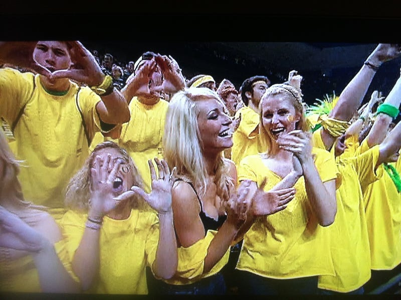 Oregon Fans Still Have A Couple Things Going For Them