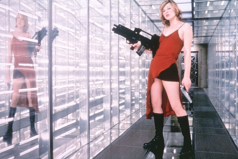 The Sexiest Mutants, Cyborgs And Posthumans Of All Time