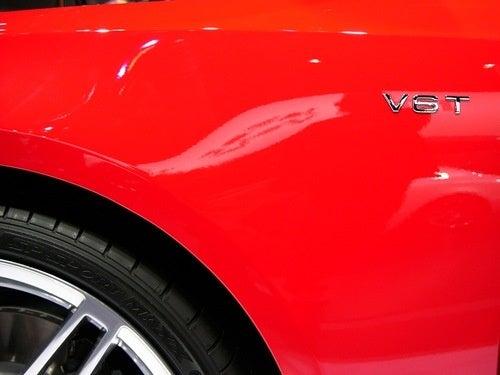 Audi S5 Sportback: Live Photos