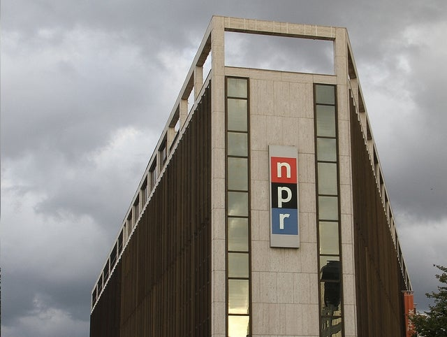 After All That Yelling, NPR Gets Its Money