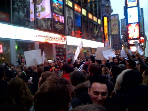 The Viacom Walkout: Articulate, Attractive, Angry!