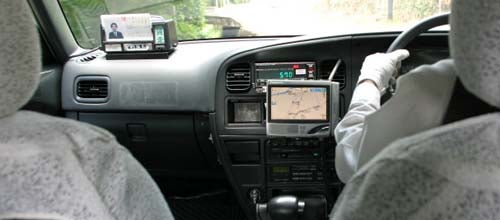 Cabbies Call BS on GPS