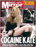 Gossip Roundup: Cocaine Kate Free to Hoover Again