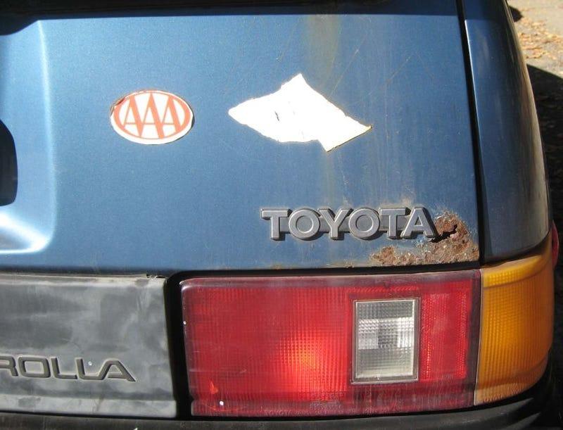 1985 Toyota Corolla Hatchback