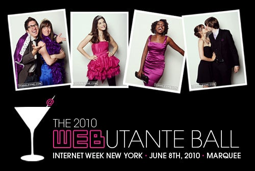 Announcing The 2010 Webutante Ball