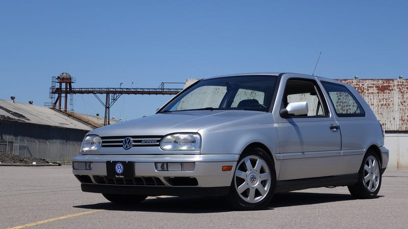 ​I Autocrossed Every Generation of VW GTI To Find The Best One