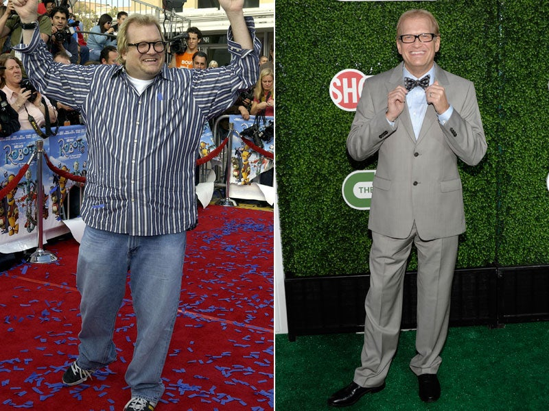 Drew Carey Loses 80 Pounds, Turns into Orville Redenbacher