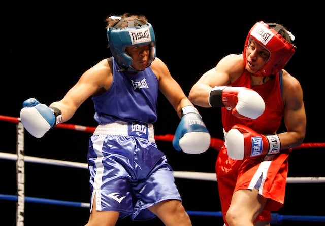 The First Woman Ever To Box For The United States Gets In The Ring Tomorrow Morning