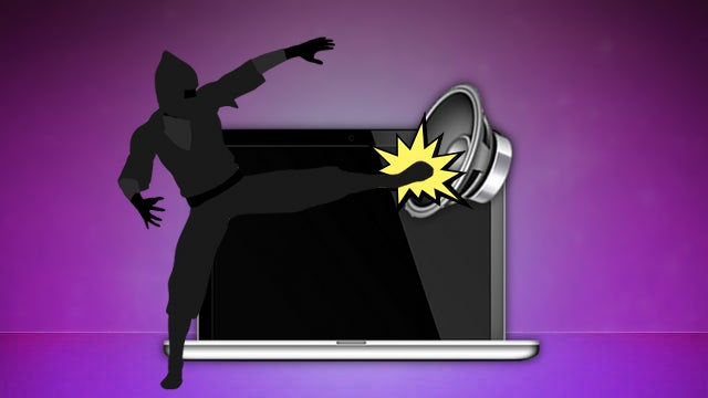 How to Silence Your Computer's Startup Sound and Boot Like a Ninja