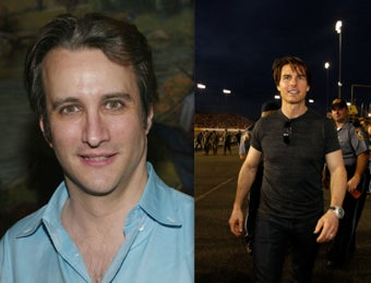 Bronson Pinchot Thinks Tom Cruise Is Weird
