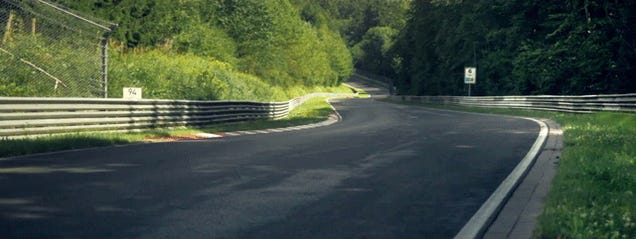 McLaren Releases Awesome Nurburgring Video, Refuses To Say How Fast
