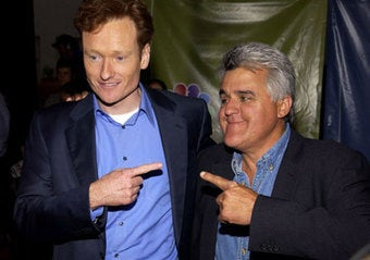 How Jay Leno Screwed Conan O'Brien