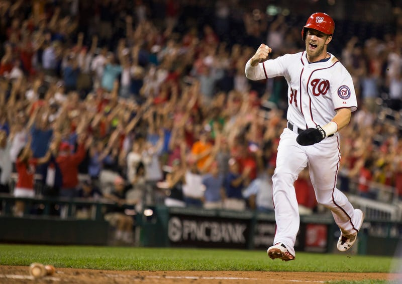 """The """"Absolutely Epic"""" Nationals Are The Most Exciting Team In Baseball"""