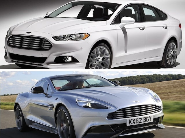 The Ten Cars Most Often Mistaken For Other Cars