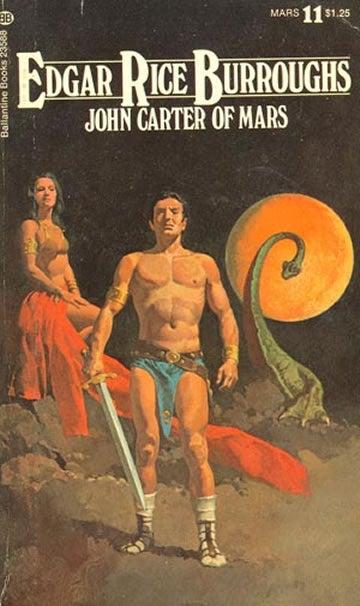 John Carter of Mars Gallery
