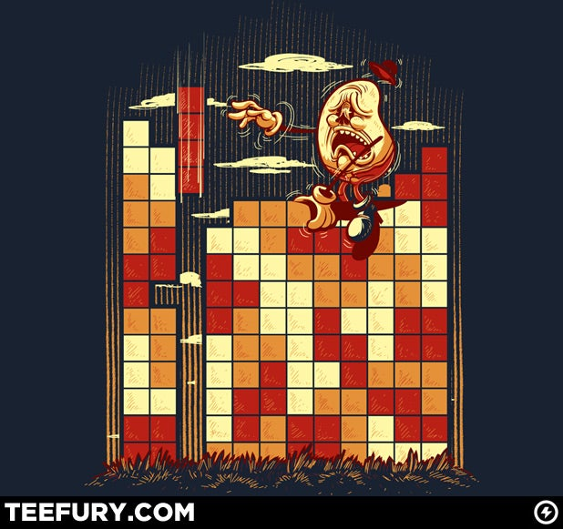 Koopa The Hutt And Other Fine Video Game T-Shirts