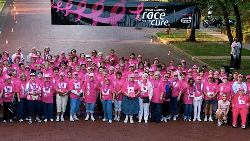 Komen Sees Significant and Predictable Decline in Ohio's Race for the Cure Participation