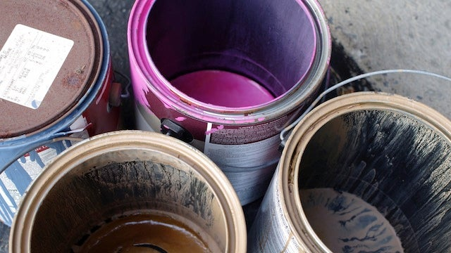 Avoid Bargain Basement Paint If You Really Want to Save Time and Money