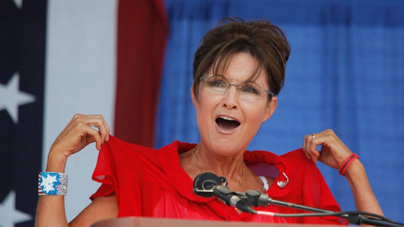 Sarah Palin Is Not Signing With Al Jazeera, You Can Exhale Now