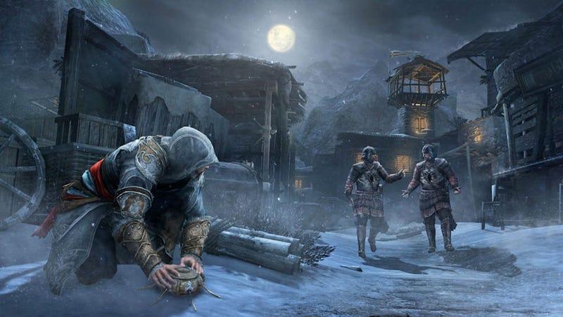 Assassin's Creed's Ezio Has Become Bomberman