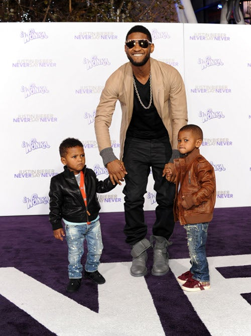 On This Red Carpet, The Kids Are NOT Alright