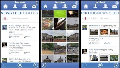 Facebook App for Zune HD Now Available for Download