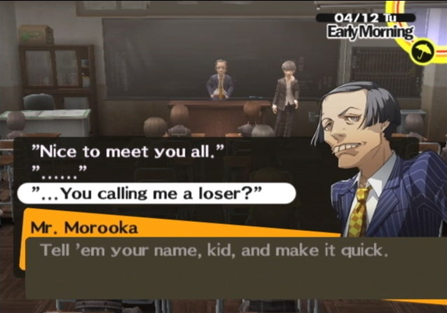Persona 4 Makes It Personal