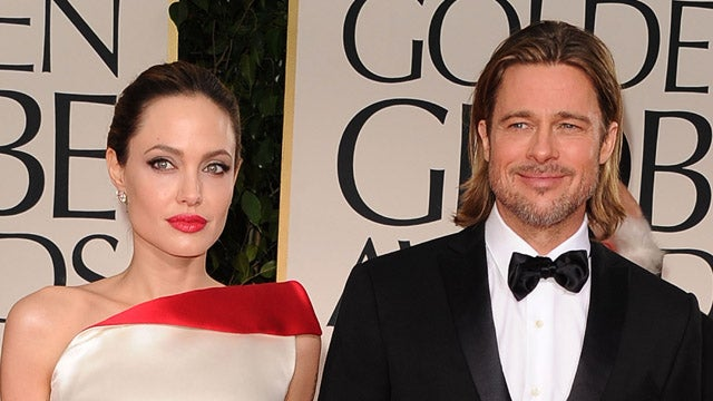 Angelina Jolie Thinks Brad Pitt Is Prettier Than She Is
