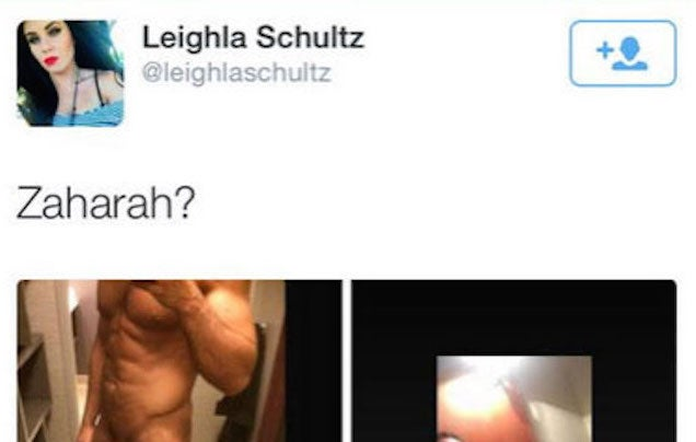 Nude zaharah Zahra Schreiber