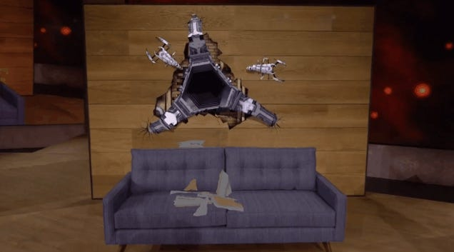 Project X Lets You Fight HoloLens Aliens In Your Living Room, And It's Freaking Unreal