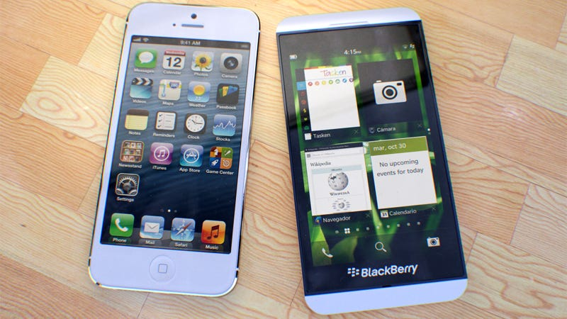 how to delete voicemail on blackberry z10