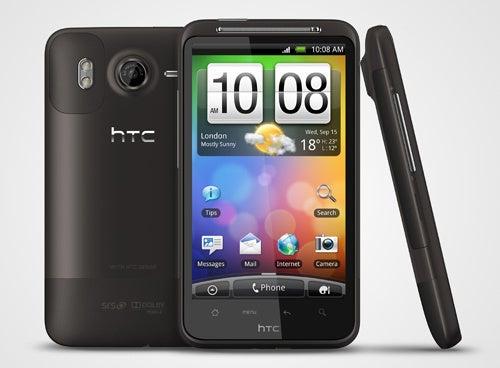 HTC Desire HD Official Gallery