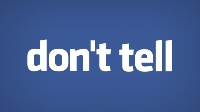 House of Representatives Shoots Down Facebook Snooping Amendment