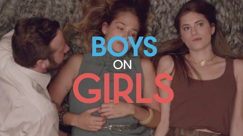 Boys Who Talk About 'Girls': Threesomes, Pee, and James Franco