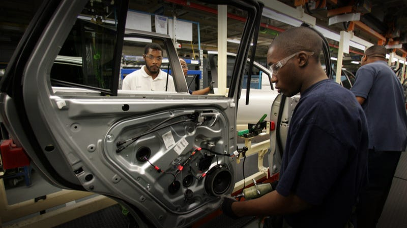 20,000 People Want 877 Jobs At Hyundai's Alabama Factory
