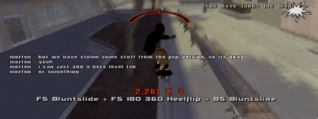 Fans Are Making The Ultimate Tony Hawk Game