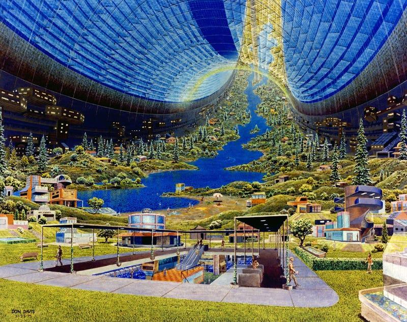 Space, Utopia's Final Frontier