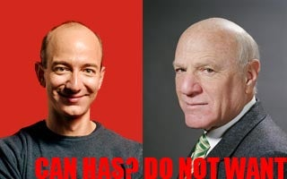 Jeff Bezos is cheap, Barry Diller's expensive