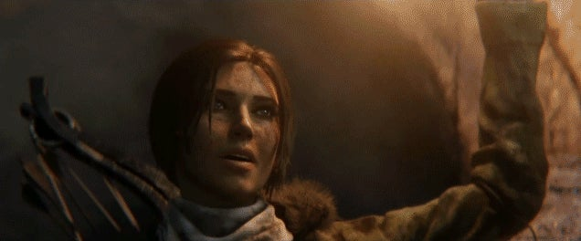 Rise of The Tomb Raider Shows A New Side of Lara Croft
