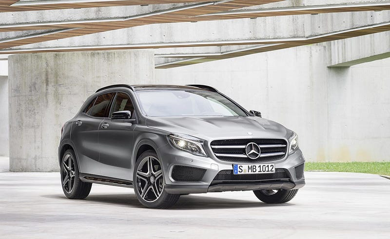 2015 Mercedes-Benz GLA: This Is It