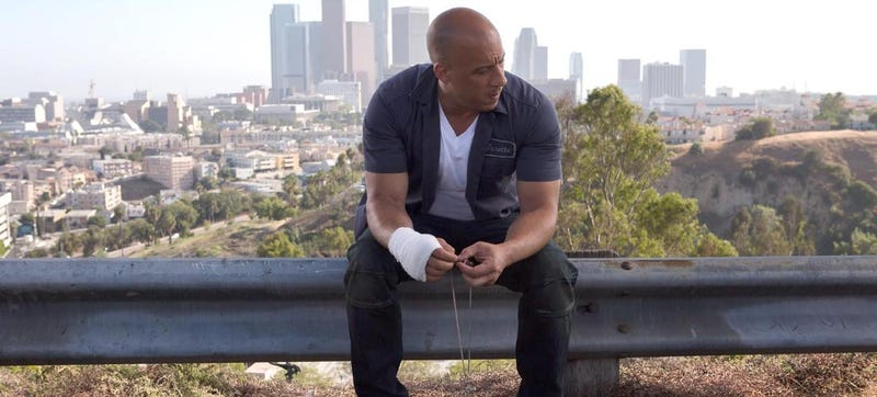 TMZ: Fast And Furious 7 Scraps Drag Race Scene As 'Too Dangerous'
