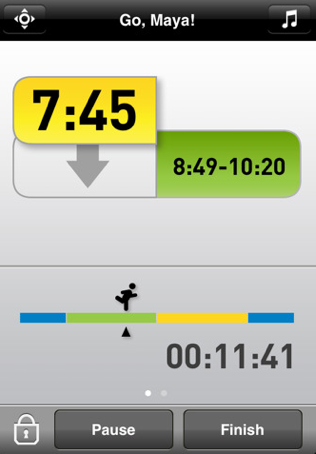 Adidas Releases Free MiCoach App for GPS-Enabled Training Help
