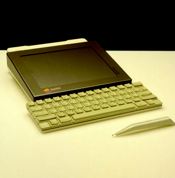 A 27-Year-Old Apple Tablet Prototype