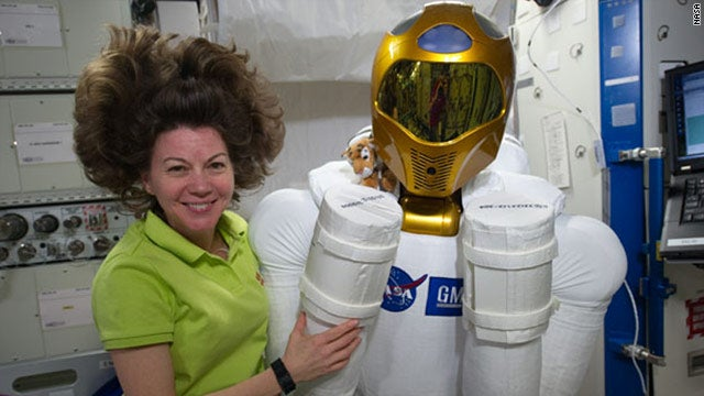 A Mother's Day Note from a Mom in Space