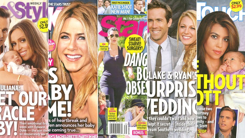 This Week In Tabloids: Jessica Simpson Used Double Spanx and Makeup to Look Thinner on TV