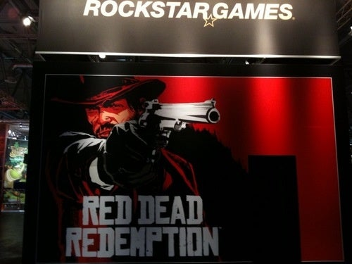 Gamescom Booth Blitz: Take-Two (+ 2K, Rockstar)